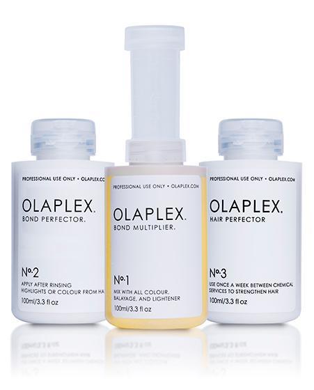 Olaplex - Salon Hot Hair - Parturi-kampaamo koko perheelle Espoon Tapiolassa